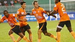 Sài Gòn.XT quyết lên ngôi vương V.League 2012