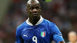 Balotelli lỡ trận tái đấu với tuyển Anh