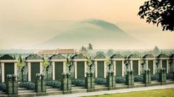 Cận cảnh công viên nghĩa trang nghìn tỷ ở Tây Ninh