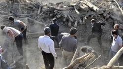 Iran tiếp tục bị động đất mạnh