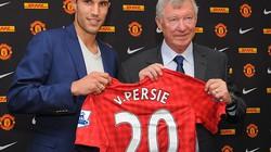 Van Persie tự hào khi được khoác áo M.U