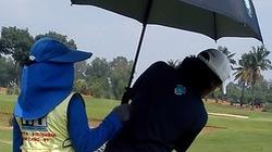 Trải lòng của nữ caddy sân golf khi đồng nghiệp bị khách hành hung