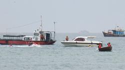 Diễn tập tìm kiếm cứu nạn trên biển
