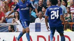 Real bị Valencia cầm chân ngay tại Bernabeu