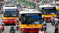 Từ 1.10, Hà Nội tăng giá vé xe buýt