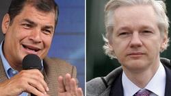 """Ecuador """"chứa"""" trùm WikiLeaks vô thời hạn"""