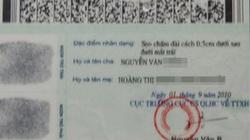 Hà Nội vẫn cấp CMND mới ghi tên cha mẹ