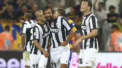 Juve nhẹ nhàng đánh bại Parma 2-0