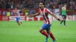 "Falcao tuyên bố Atletico sẽ ""làm gỏi"" Chelsea"