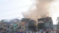 Hà Nội: Bố trí tạm cư cho 36 hộ cháy nhà