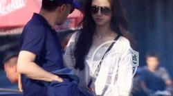 Thang Duy bị đồn cặp với bạn diễn già, đã có vợ con