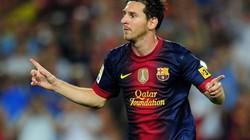 Messi đi vào lịch sử trận El Clasico