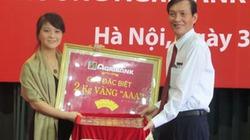 Agribank trao thưởng 2kg vàng