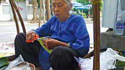 Độc đáo ẩm thực vỉa hè Sài Gòn