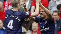Thua Arsenal 0-2, Liverpool chìm sâu vào khủng hoảng