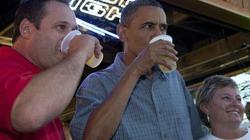 Nhà Trắng tiết lộ công thức nấu bia cho Tổng thống Obama