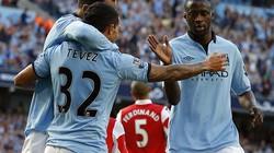 Hạ QPR 3-1, Man City leo lên Top 4