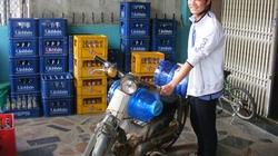 """Bình Định: Cậu học trò """"osin""""  vào đại học"""