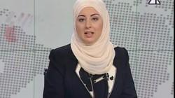 Ai Cập lần đầu có nữ phát thanh viên đội khăn trùm đầu