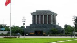 Lăng Chủ tịch Hồ Chí Minh tạm thời đóng cửa
