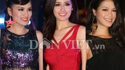 Dàn hoa hậu, người đẹp đọ dáng trên thảm đỏ H-Artistry