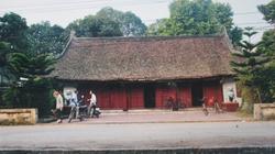 Đình ở Hưng Yên bị hạ giải: Đổi đình lấy đường