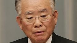 Một Bộ trưởng Nhật có thể đã tự sát