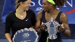 Khoảnh khắc Serena Williams vô địch US Open 2012