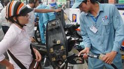 Giá xăng dầu tạm thời chưa tăng