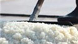 Bình Định: Cuối vụ, giá muối tăng mạnh