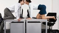 Tình văn phòng: Bí mật ban trưa và... trốn chạy