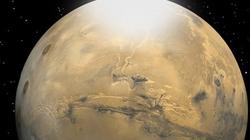 Phát hiện tuyết rơi trên... sao Hỏa