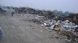 Bắc Ninh: Ô nhiễm vây làng nghề