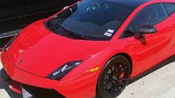 Nữ sinh 15 tuổi lái Lamborghini đến trường