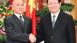 Không ngừng vun đắp quan hệ Việt Nam - Campuchia