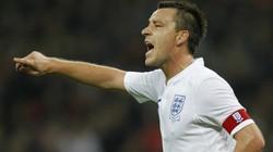 John Terry bất ngờ tuyên bố chia tay tuyển Anh