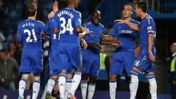 Chelsea thẳng tiến, Man City dừng bước