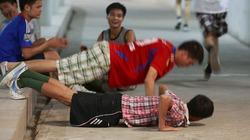 """Khám phá """"trung tâm thể thao"""" dưới lòng Hà Nội"""