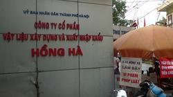 Vụ công ty Hồng Hà: Tổng Giám đốc bị bắt