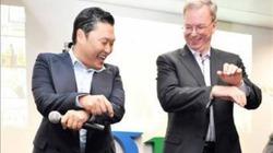 Chủ tịch Google cũng tập nhảy Gangnam Style