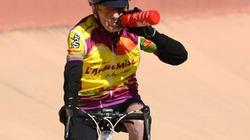 Cụ ông 100 tuổi đạp xe 100 km chỉ mất hơn 4 tiếng