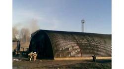Nga: Cháy nổ nhà máy chế xuất dầu, 8 người thiệt mạng