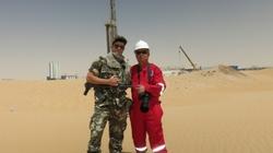 Đi Sahara, nhà báo Nguyễn Như Phong bị nhiễm độc nặng