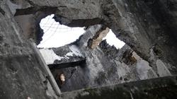 Sập trần bêtông khu du lịch Vàm Cỏ Đông, 2 người thiệt mạng