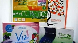 Chưa cấp phép cho sản phẩm giảm béo có chất cấm