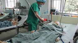 Một thí sinh bị vỡ mạch máu não trước ngày thi