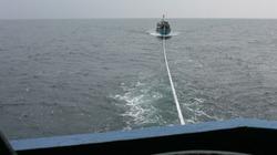 Còn 2 ngư dân mất tích trong vụ tàu cá bị bão nhấn chìm