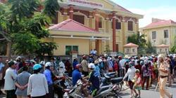 Phú Yên: Cụ bà 83 tuổi tự thiêu trước sân tòa