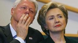 Nghi chồng lăng nhăng, bà Clinton rục rịch ly hôn?