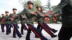 """""""Đột kích"""" trường thiếu sinh quân đặc biệt của Triều Tiên"""